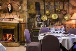 Salón clásico hotel rio Piedra