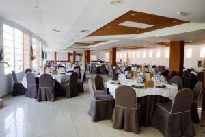 Salón eventos hotel rio Piedra